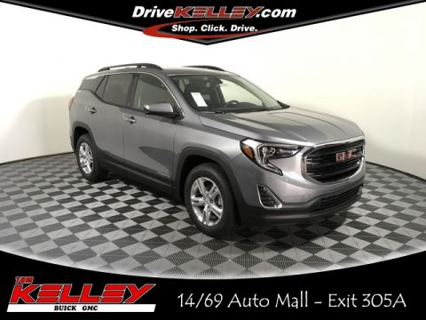 New 2018 GMC Terrain SLE-1