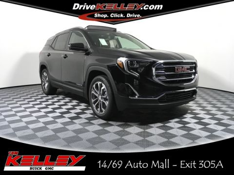 New 2018 GMC Terrain SLT-1