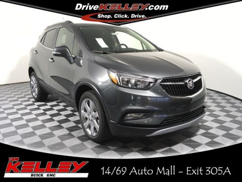 New 2017 Buick Encore Preferred II AWD