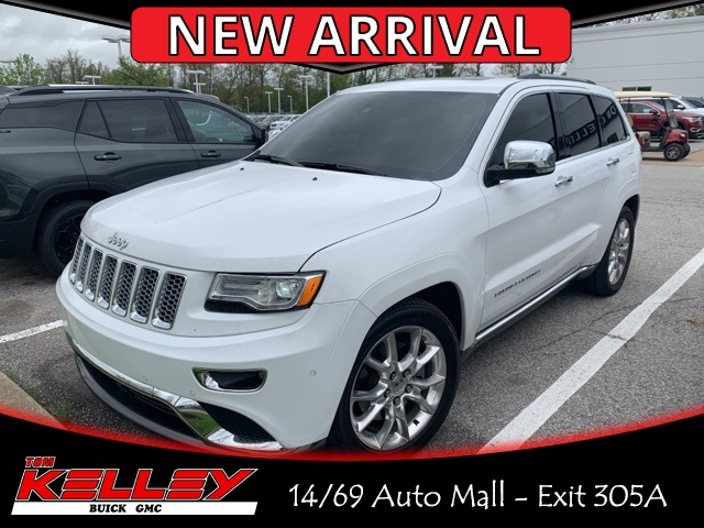 Pre Owned 2016 Jeep Grand Cherokee Summit
