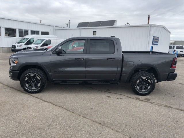 New 2019 Ram 1500 Sport Rebel