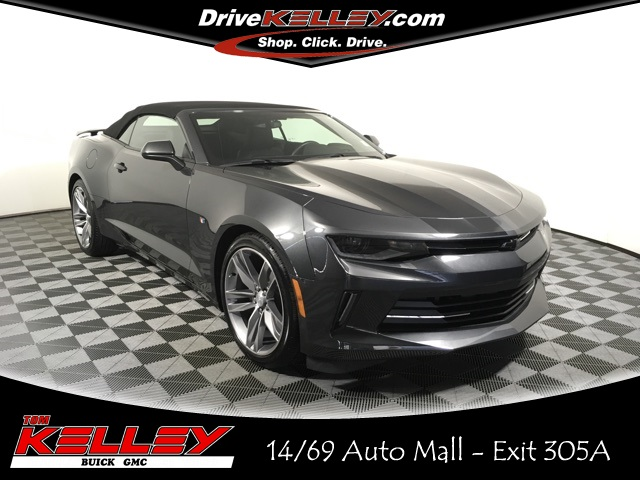 Certified Pre-Owned 2017 Chevrolet Camaro 2LT