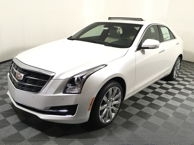 New 2018 Cadillac Ats 2 0l Turbo Luxury 4d Sedan In Fort Wayne