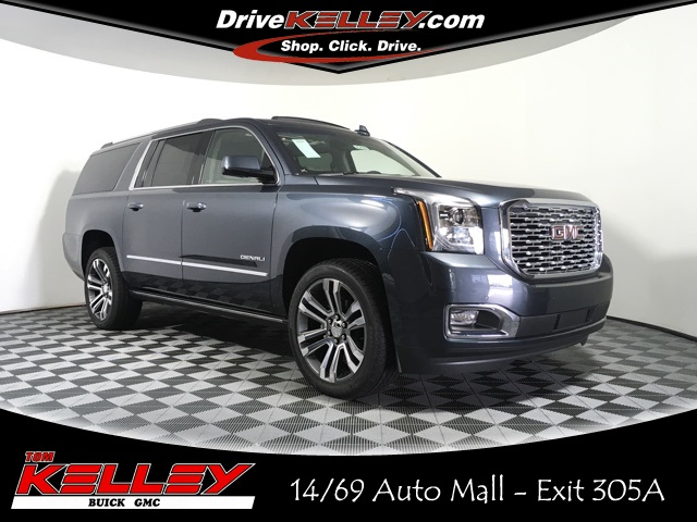 New 2019 Gmc Yukon Xl Denali 4d Sport Utility In Kelley Buick