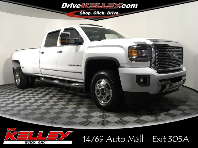 Certified Pre-Owned 2015 GMC Sierra 3500HD Denali