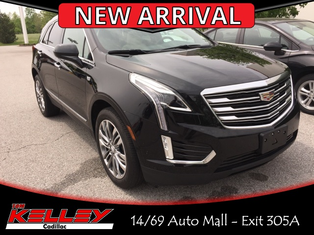 Pre Owned 2017 Cadillac Xt5 Premium Luxury