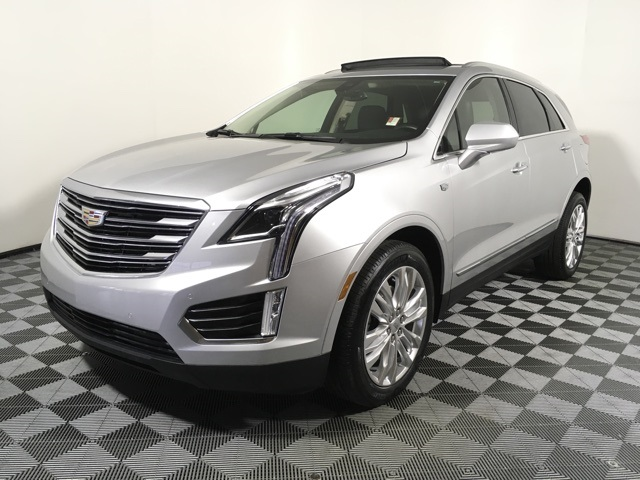 Certified Pre-Owned 2019 Cadillac XT5 Premium Luxury