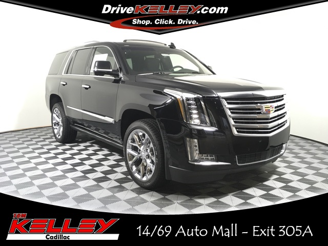 new 2017 cadillac escalade platinum edition 4d sport utility in fort wayne 4q1337 kelley auto. Black Bedroom Furniture Sets. Home Design Ideas