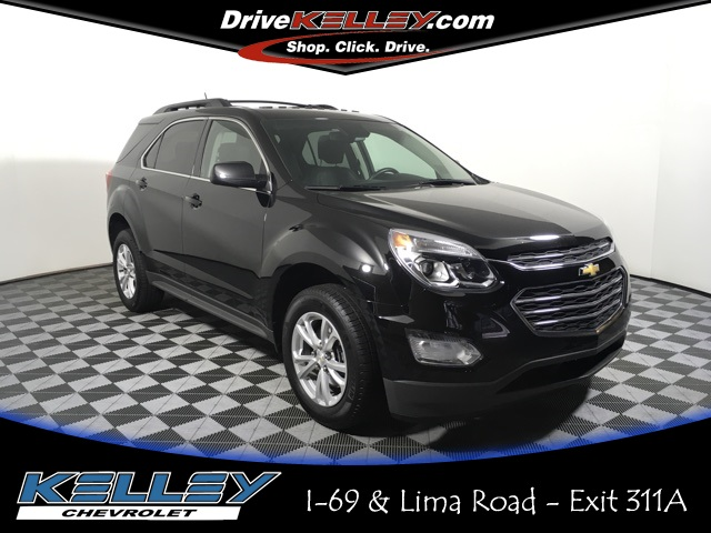 Certified Pre Owned 2017 Chevrolet Equinox Lt