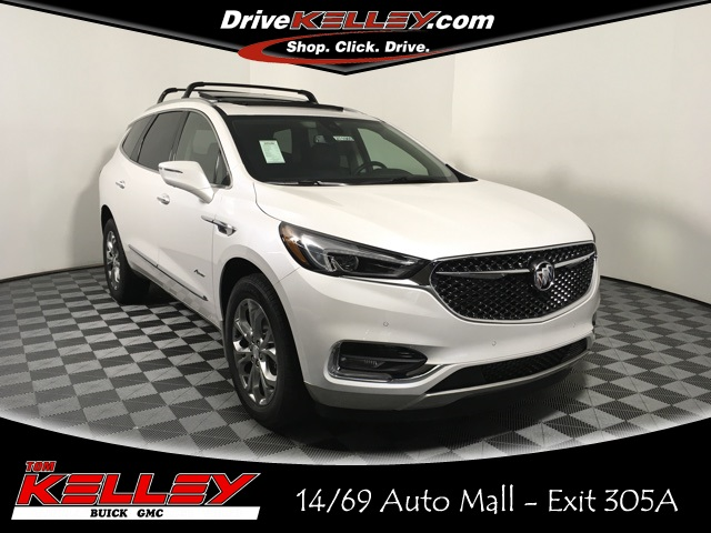 New 2019 Buick Enclave Avenir 4d Sport Utility In Fort Wayne 2t1065
