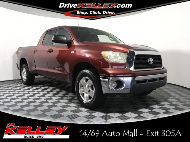 Pre Owned 2008 Toyota Tundra SR5