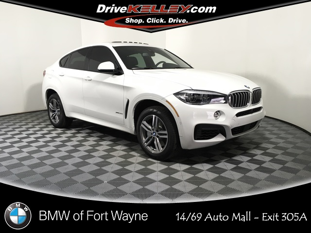 New 2018 Bmw X6 Xdrive50i 4d Sport Utility In Fort Wayne B9353