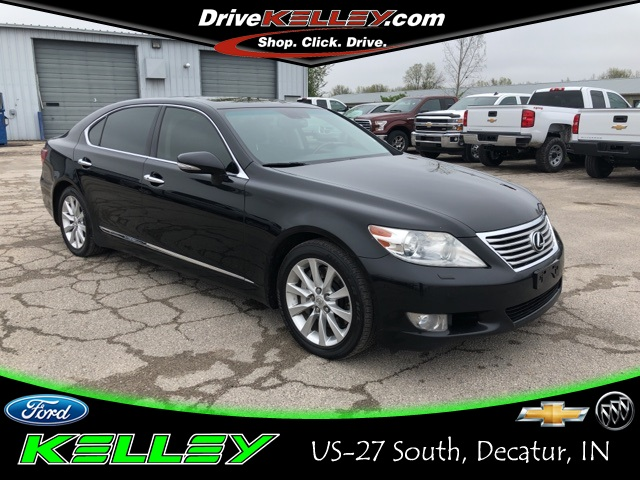 Pre-Owned 2012 Lexus LS 460 L AWD