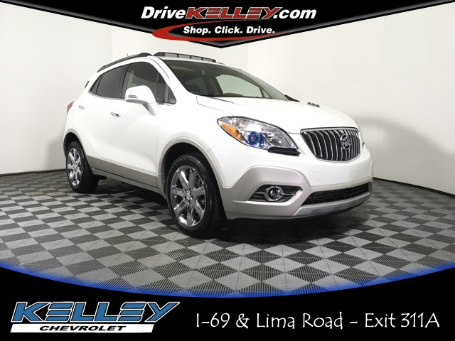 Pre Owned 2016 Buick Encore Leather