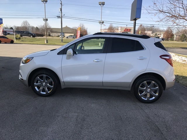 new 2017 buick encore premium 4d sport utility in decatur 5r1096 kelley auto group. Black Bedroom Furniture Sets. Home Design Ideas