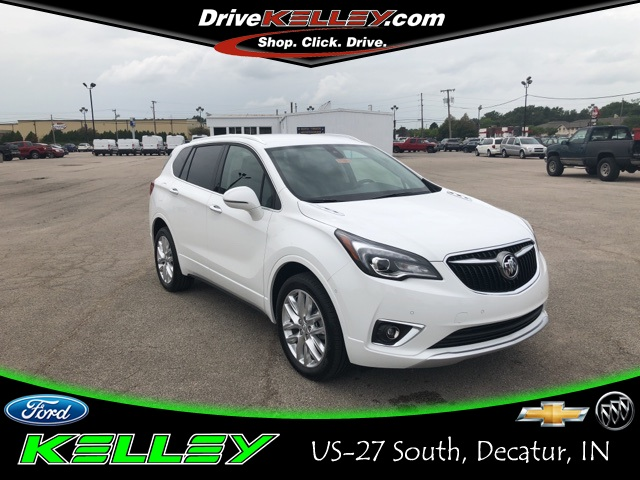 New 2019 Buick Envision Premium Ii 4d Sport Utility In Decatur