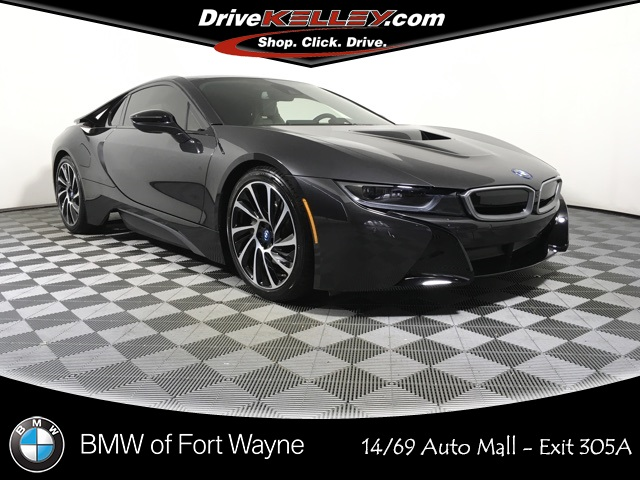 Certified Pre-Owned 2015 BMW i8 Base