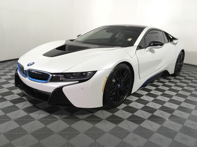 בלתי רגיל Certified Pre-Owned 2016 BMW i8 Base 2D Coupe in Tom Kelley BMW KB-79
