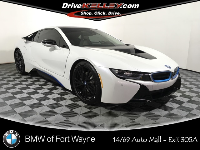 Certified Pre-Owned 2016 BMW i8 Base