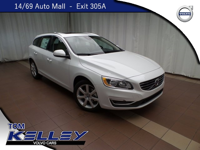 Kelley Chevrolet Fort Wayne >> New 2017 Volvo V60 T5 Premier 4D Wagon in Fort Wayne #4Q2035 | Kelley Auto Group