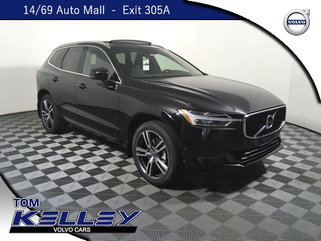 new 2018 volvo xc60 t5 momentum 4d sport utility in fort wayne 4r2076 kelley auto group. Black Bedroom Furniture Sets. Home Design Ideas