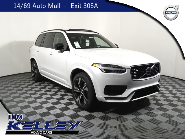Volvo Xc90 R Design >> New 2020 Volvo Xc90 T6 R Design Awd