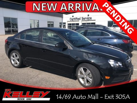 Pre-Owned 2012 Chevrolet Cruze 2LT