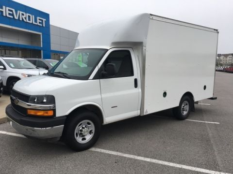 New 2012 Chevrolet Express 3500 Diesel
