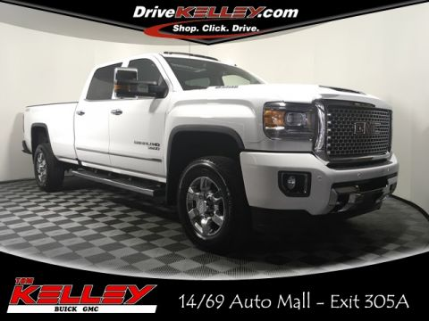 Certified Pre-Owned 2017 GMC Sierra 3500HD Denali