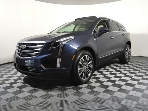 New 2019 Cadillac XT5 Premium Luxury
