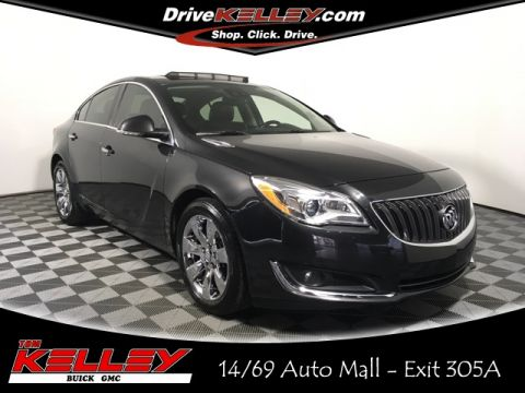 Pre-Owned 2014 Buick Regal Premium II