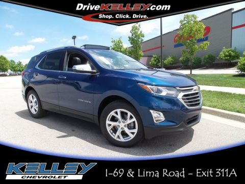 New 2019 Chevrolet Equinox Premier