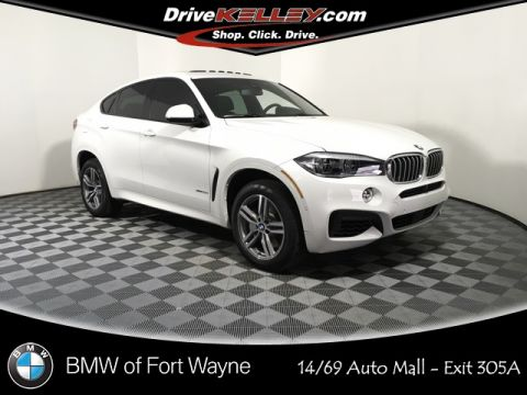 New 2018 BMW X6 xDrive50i