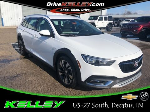 New 2019 Buick Regal TourX Base
