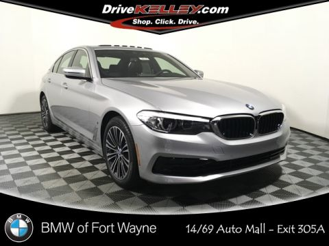New 2019 BMW 5 Series 530e xDrive iPerformance