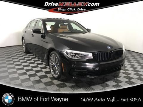 New 2019 BMW 530e xDrive iPerformance